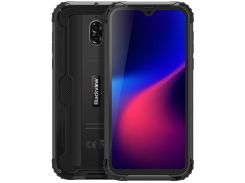 Смартфон Blackview BV5900 3/32GB Black  (6931548305941)