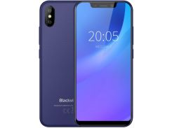 Смартфон Blackview A30 2/16GB Blue  (6931548305552)