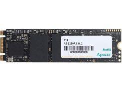 Твердотільний накопичувач Apacer AS2280P2 PCe 3.0 x2 NVMe 480GB AP480GAS2280P2-1