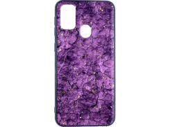 Чохол Milkin for Samsung M30s / M307 2019 - Creative Shinning case Violet