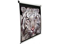 Проекційний екран Elite Screens M120XWH2 1,4м. х 2,6м. настінний White case