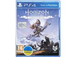 Гра Horizon Zero Dawn. Complete Edition [PS4, Russian version] Blu-ray диск