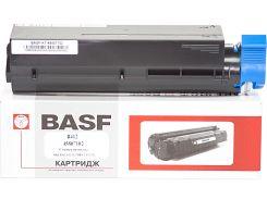 Картридж BASF for OKI B412/B432/MB472 аналог 45807102 Black