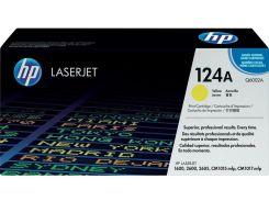 Оригінальний картридж HP 124A Yellow (Q6002A)