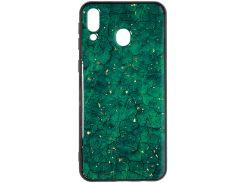 Чохол Milkin for Samsung M20 - Creative Shinning case Green