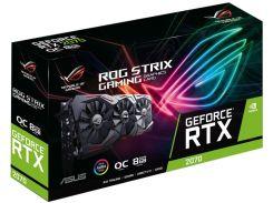 Відеокарта ASUS RTX 2070 Rog Strix OC Edition (STRIX-RTX2070-O8G-GAMING)