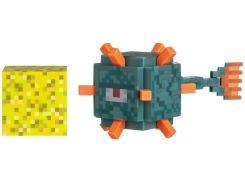 Ігрова фігурка Minecraft Guardian серія 4 (19979M)