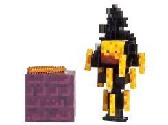 Ігрова фігурка Minecraft Blaze серія 3, 8cm (16490M)