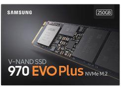 Твердотільний накопичувач Samsung 970 EVO Plus 2280 PCIe 3.0 x4 NVMe 250GB MZ-V7S250BW