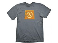 Футболка GAYA Half Life Lambda Logo Size M