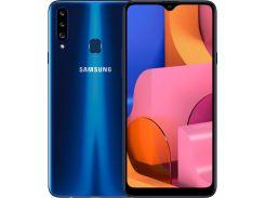 Смартфон Samsung Galaxy A20s A207 3/32 SM-A207FZBDSEK Blue