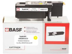 Картридж BASF for Xerox Phaser 6000/6010N аналог 106R01633 Yellow