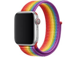 Ремінець Apple Sport Loop for Apple Watch 40mm Pride Edition  (MV9Q2)
