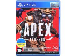 Гра Apex Legends: Bloodhound Edition [PS4, Russian subtitles] Blu-ray диск