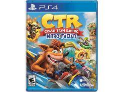 Гра Crash Team Racing [PS4, English version] Blu-Ray диск