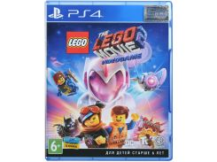 Гра LEGO Movie 2 Videogame [PS4, Russian version] Blu-ray диск