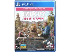 Гра Far Cry. New Dawn. Superbloom Edition [PS4, Russian version] Blu-ray диск