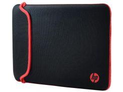 Чохол для ноутбука HP Chroma Sleeve Black/Red (V5C26AA)