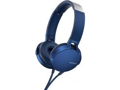 Гарнітура Sony MDR-XB550AP MDRXB550APL.E Blue