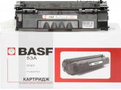 Картридж BASF for HP LJ P2015/P2014/M2727 аналог Q7553A Black (BASF-KT-Q7553A)