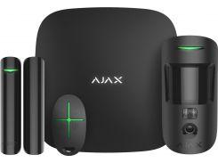 Комплект сигналізації Ajax StarterKit Cam Black  (000016586)