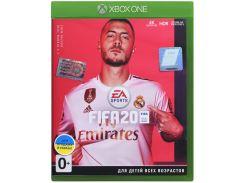 Гра FIFA 20 [Xbox One, Russian version] Blu-Ray диск