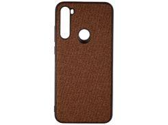 Чохол Milkin Xiaomi redmi Note 8T - Creative Fabric Phone Case Brown  (MC-FC-XN8TBR)