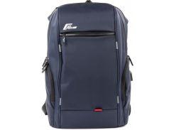 Рюкзак для ноутбука Frime Voyager Navy Blue
