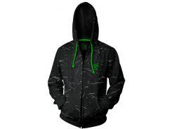 Куртка Razer COBALT Hoodie. Men. Size S (RGS6M03S3E-18-04S)