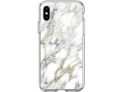 Чохол Spigen for Apple iPhone Xs/X - Cyrill Cecile Glossy Marble  (063CS24940)