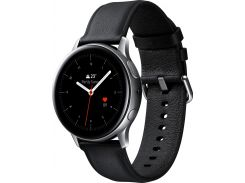 Смарт годинник Samsung Galaxy Watch Active 2 R820 44mm - Stainless steel Silver  (SM-R820NSSASEK)