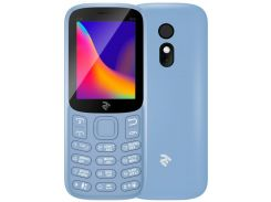 мобільний телефон 2e e180 2019 city blue  (680576170040)