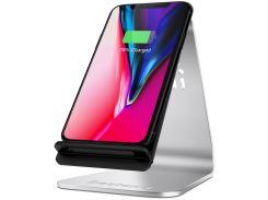 Док-станція Wireless Charge iPhone Silver