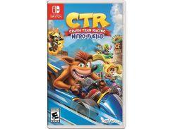 Гра Crash Team Racing [Nintendo Switch, English version] Картридж
