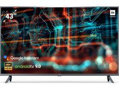 Телевізор LED  Xiaomi Mi TV 4S 43 L43M5-5ARU (Android TV, Wi-Fi, 3840x2160)