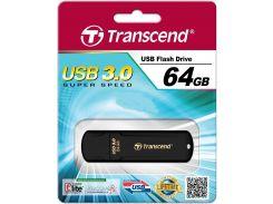 Флешка USB  Transcend JetFlash 700 64GB TS64GJF700 Black