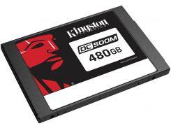 Твердотільний накопичувач Kingston DC500M 480GB SEDC500M/480G