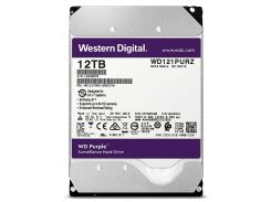 Жорсткий диск Western Digital Purple 12TB WD121PURZ