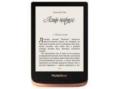 Електронна книга Pocketbook 632 Touch HD3 Spicy Copper  (PB632-K-CIS)