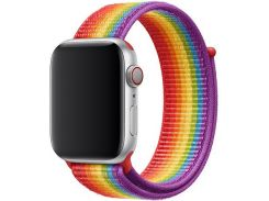 Ремінець Apple Sport Loop for Apple Watch 44mm Pride Edition  (MV9T2)