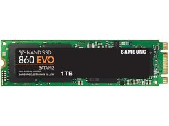 Твердотільний накопичувач Samsung 860 Evo 2280 1TB MZ-N6E1T0BW