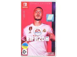 Гра FIFA 20 Legacy Edition [Nintendo Switch, Russian version] Картридж