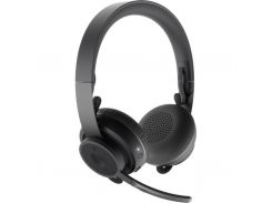 Гарнітура Logitech Zone Wireless Graphite  (981-000798)