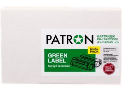 Картридж Patron HP LJ Q2612A/CANON 703 Dual Pack Green Label