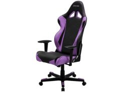 Крісло DXRACER Racing OH/RE0/NV Black/Violet