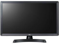 Телевізор LED LG 24TL510S-PZ WVA (Smart TV, Wi-Fi, 1366x768)