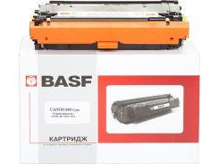 Картридж BASF для Canon 040, LBP-710CX/712CX аналог 0458C001 Cyan