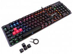 Клавіатура A4tech Bloody B160N Black  (B160N Bloody Black)