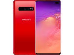 Смартфон Samsung Galaxy S10 Plus G975 8/128GB SM-G975FZRDSEK Red