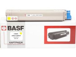 Картридж BASF for OKI C810 аналог 44059117/44059105 Yellow